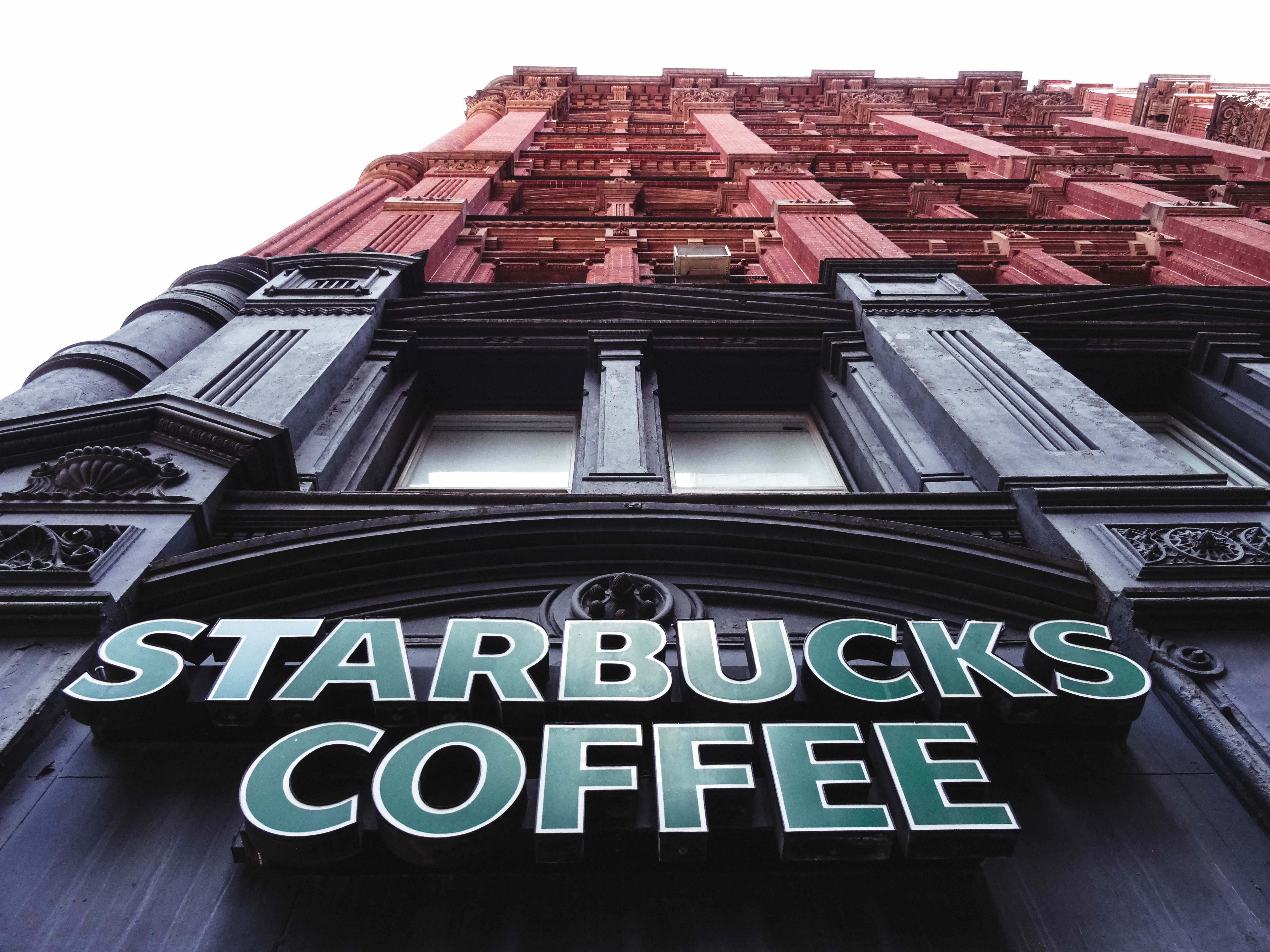 Starbucks Is Officially Working With Blockchain Technology